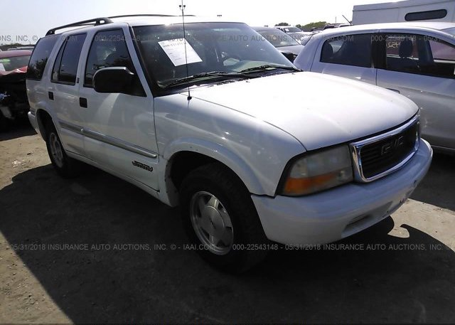 Inventory #124683476 2000 GMC JIMMY