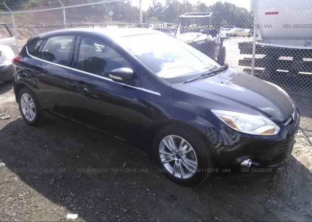 Inventory #958563759 2012 FORD FOCUS