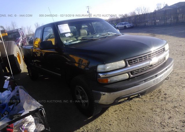 Inventory #412686394 2002 Chevrolet SILVERADO