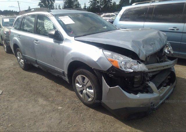 Inventory #927421224 2013 Subaru OUTBACK