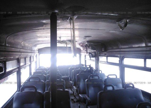 1998 BLUE BIRD SCHOOL BUS / TRAN - 1BAGKB7A6WF082139