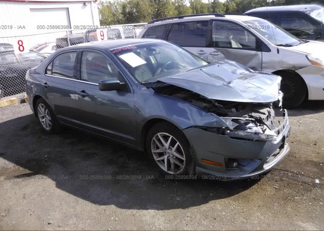 Inventory #615350202 2011 FORD FUSION