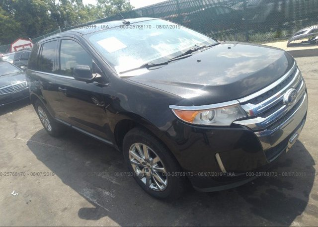 Inventory #874800577 2011 FORD EDGE