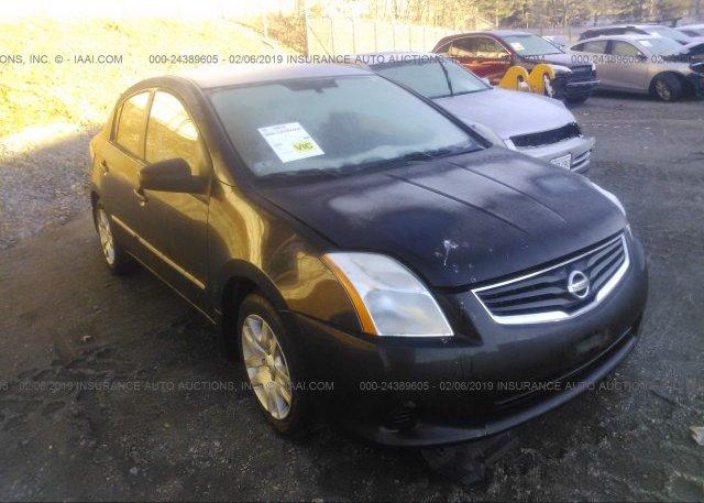 Inventory #262147919 2012 Nissan SENTRA