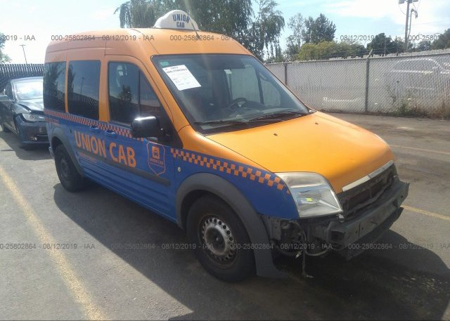 Inventory #876206336 2012 FORD TRANSIT CONNECT
