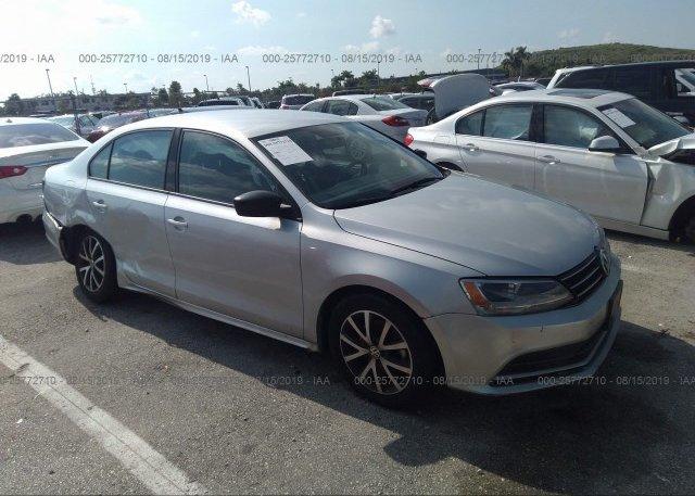 Inventory #989067832 2016 Volkswagen JETTA