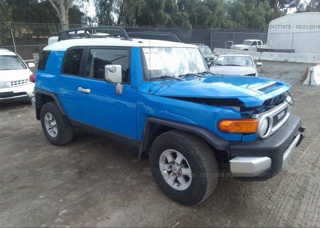 Inventory #447643513 2007 Toyota FJ CRUISER
