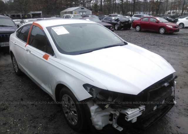 Inventory #640310873 2014 FORD FUSION