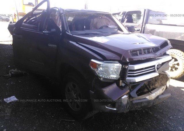 Inventory #568954491 2017 Toyota TUNDRA