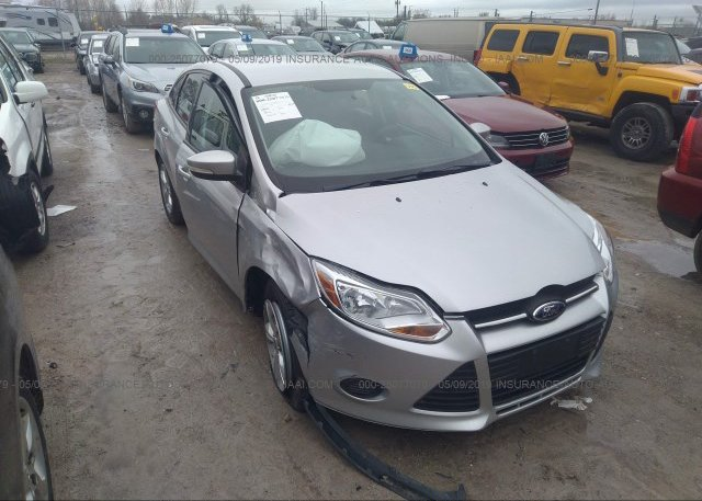 Inventory #413389489 2014 FORD FOCUS