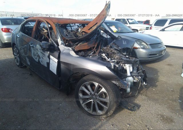 Inventory #288227041 2013 Honda ACCORD