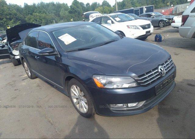 Inventory #947894258 2012 Volkswagen PASSAT