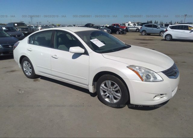 Inventory #983749138 2011 Nissan ALTIMA