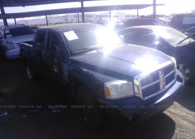 Inventory #674572467 2006 Dodge DAKOTA