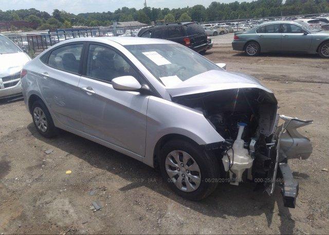 Inventory #359858779 2016 Hyundai ACCENT