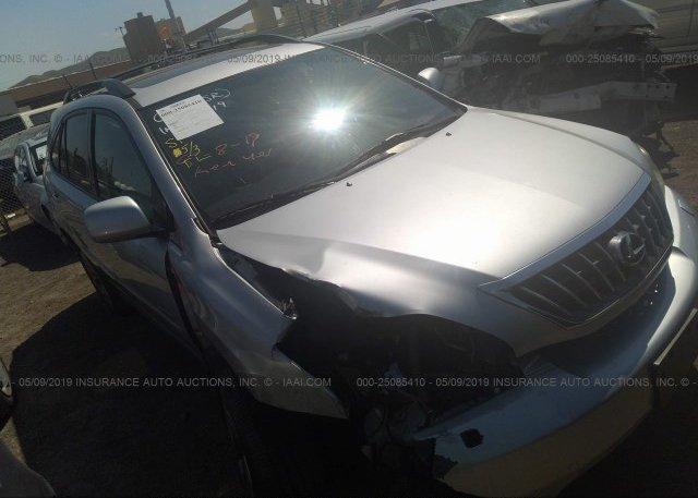 Inventory #578113778 2009 Lexus RX