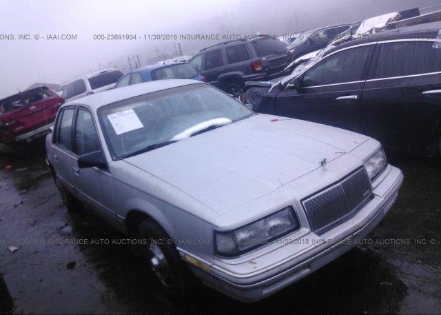 1G4NV54U5MM205342 Salvage Certificate Silver Buick Skylark At
