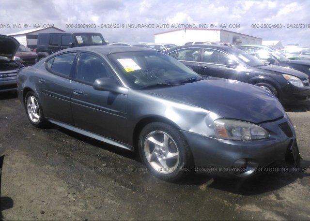 Inventory #319765032 2004 Pontiac GRAND PRIX