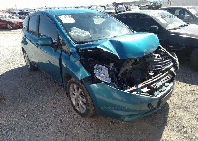 Inventory #706363728 2014 Nissan VERSA NOTE