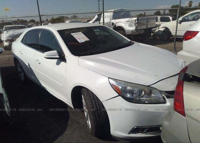 Inventory #369895982 2015 Chevrolet MALIBU