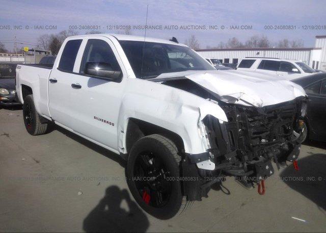 Inventory #827880061 2018 Chevrolet SILVERADO