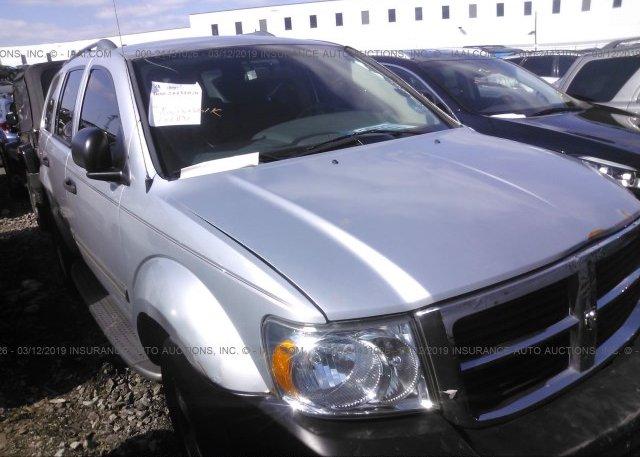 Inventory #332135698 2007 Dodge DURANGO