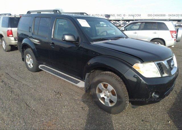 Inventory #701965905 2008 Nissan PATHFINDER