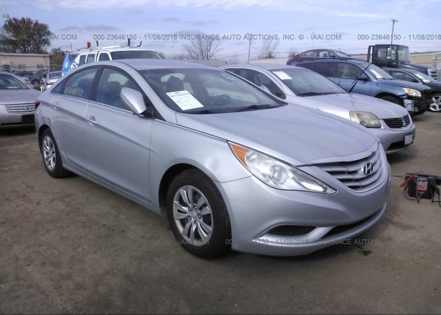 Inventory #590369413 2011 Hyundai SONATA