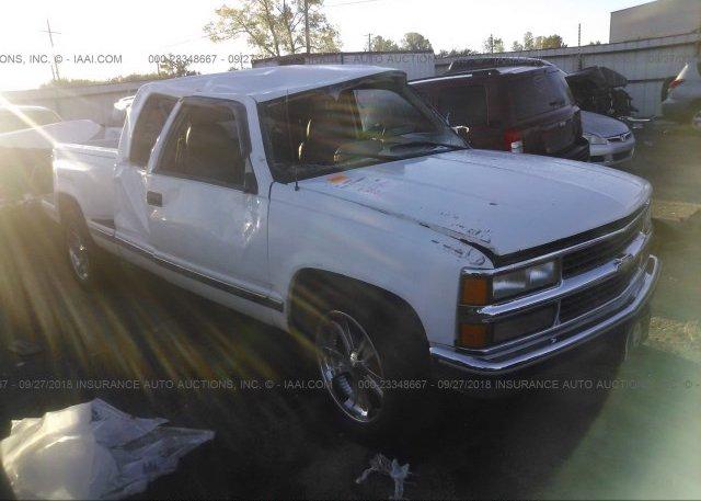 Inventory #547370629 1996 Chevrolet GMT-400