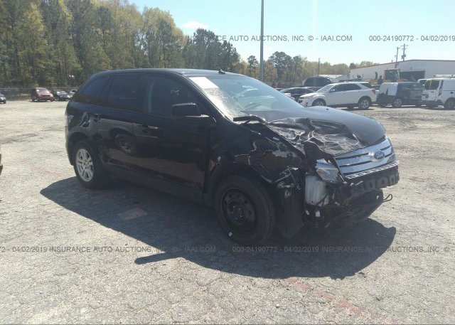 Inventory #973989881 2007 FORD EDGE