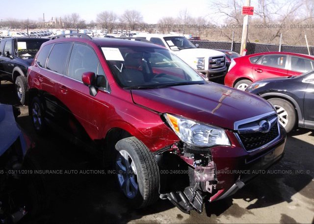 Inventory #299200236 2016 Subaru FORESTER