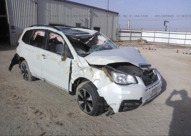 Inventory #397817559 2018 Subaru FORESTER