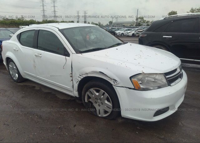 Inventory #214739468 2011 Dodge AVENGER