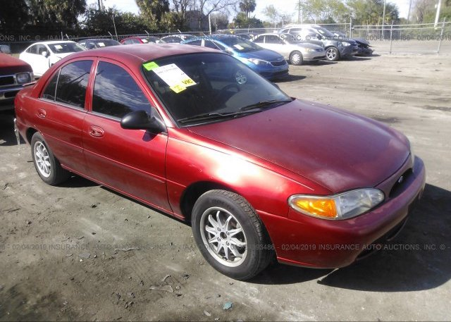 Inventory #353034811 1998 FORD ESCORT