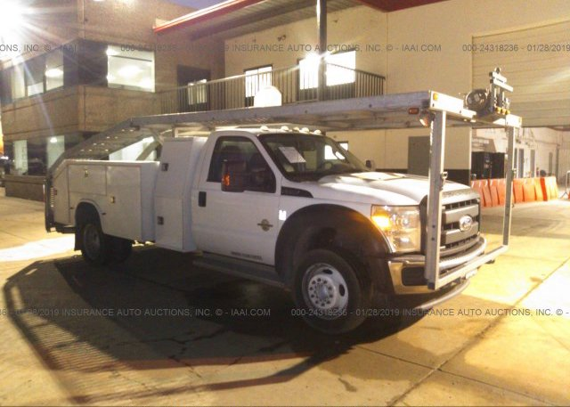 Inventory #873011992 2011 FORD F550