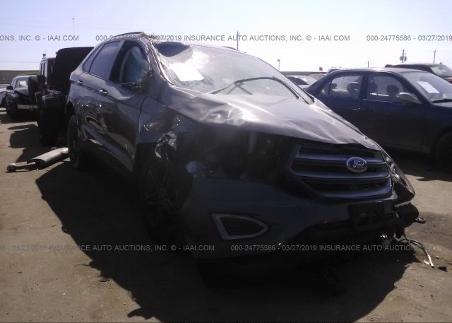 Inventory #195888437 2018 FORD EDGE
