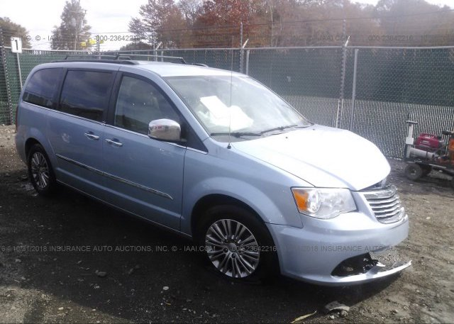 Inventory #497921668 2013 Chrysler TOWN & COUNTRY