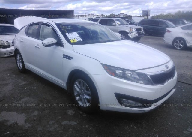 Inventory #987733160 2012 KIA OPTIMA