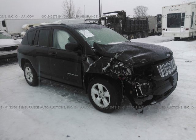Inventory #656197178 2014 JEEP COMPASS