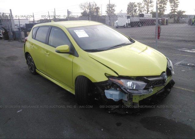 Inventory #171487994 2017 Toyota COROLLA IM