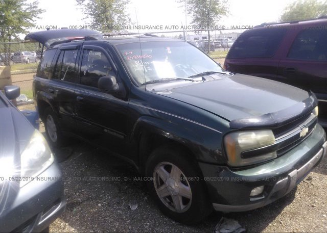 Inventory #895547482 2003 Chevrolet TRAILBLAZER