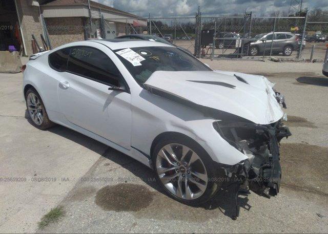 Inventory #652491653 2016 Hyundai GENESIS COUPE