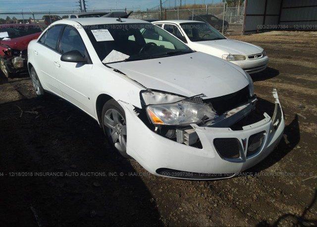 Inventory #114851606 2009 Pontiac G6