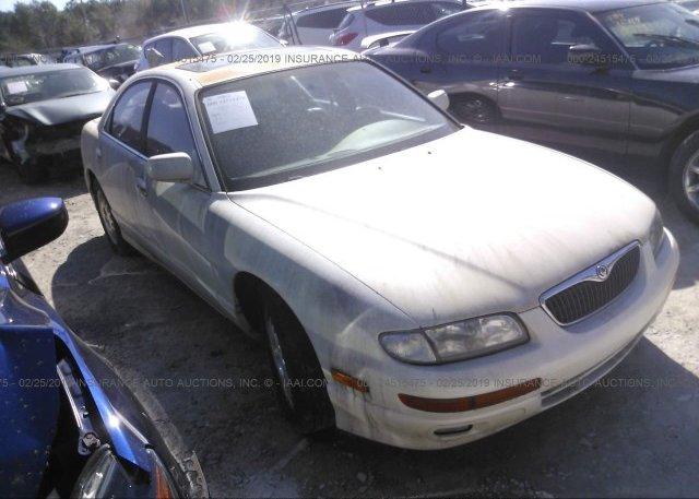 Inventory #404600075 1997 Mazda MILLENIA