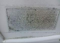 1995 DUTCHMEN SIGNATURE SERIES -  engine view