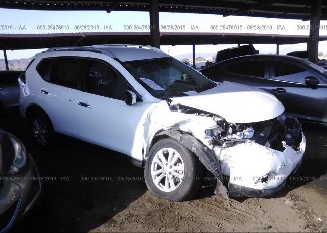 Inventory #263837832 2015 Nissan ROGUE