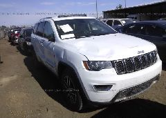 2018 JEEP GRAND CHEROKEE - 1C4RJEBGXJC493567 Left View