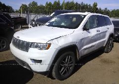 2018 JEEP GRAND CHEROKEE - 1C4RJEBGXJC493567 Right View