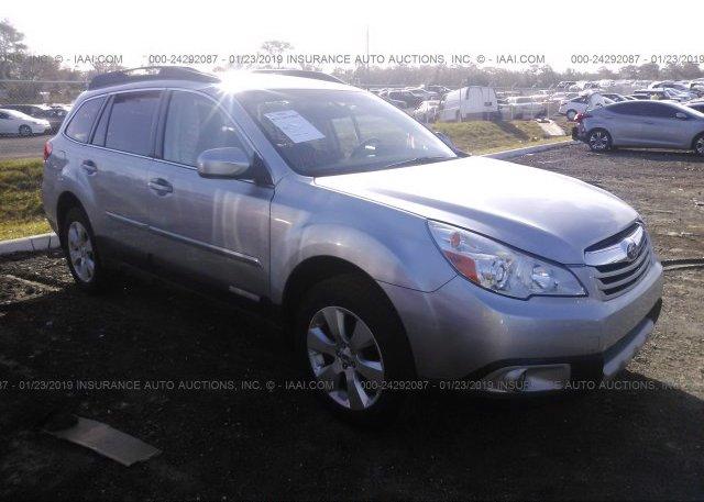 Inventory #637218485 2012 Subaru OUTBACK