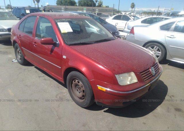 Inventory #371824130 2004 Volkswagen JETTA